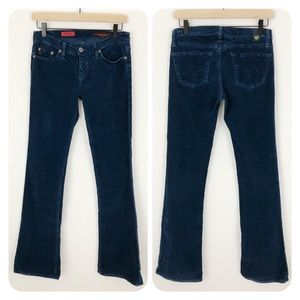 AG The Angel Corduroy Straight Leg Pants |H21